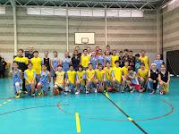 Grupo total de las 3ª jornadas de tecnificación FAB Cádiz