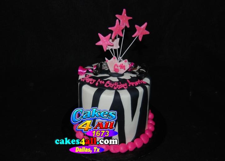 6th Birthday Cakes Dallas