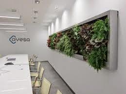 Oficina publica saludable jardines verticales son opci n for Jardines verticales lima