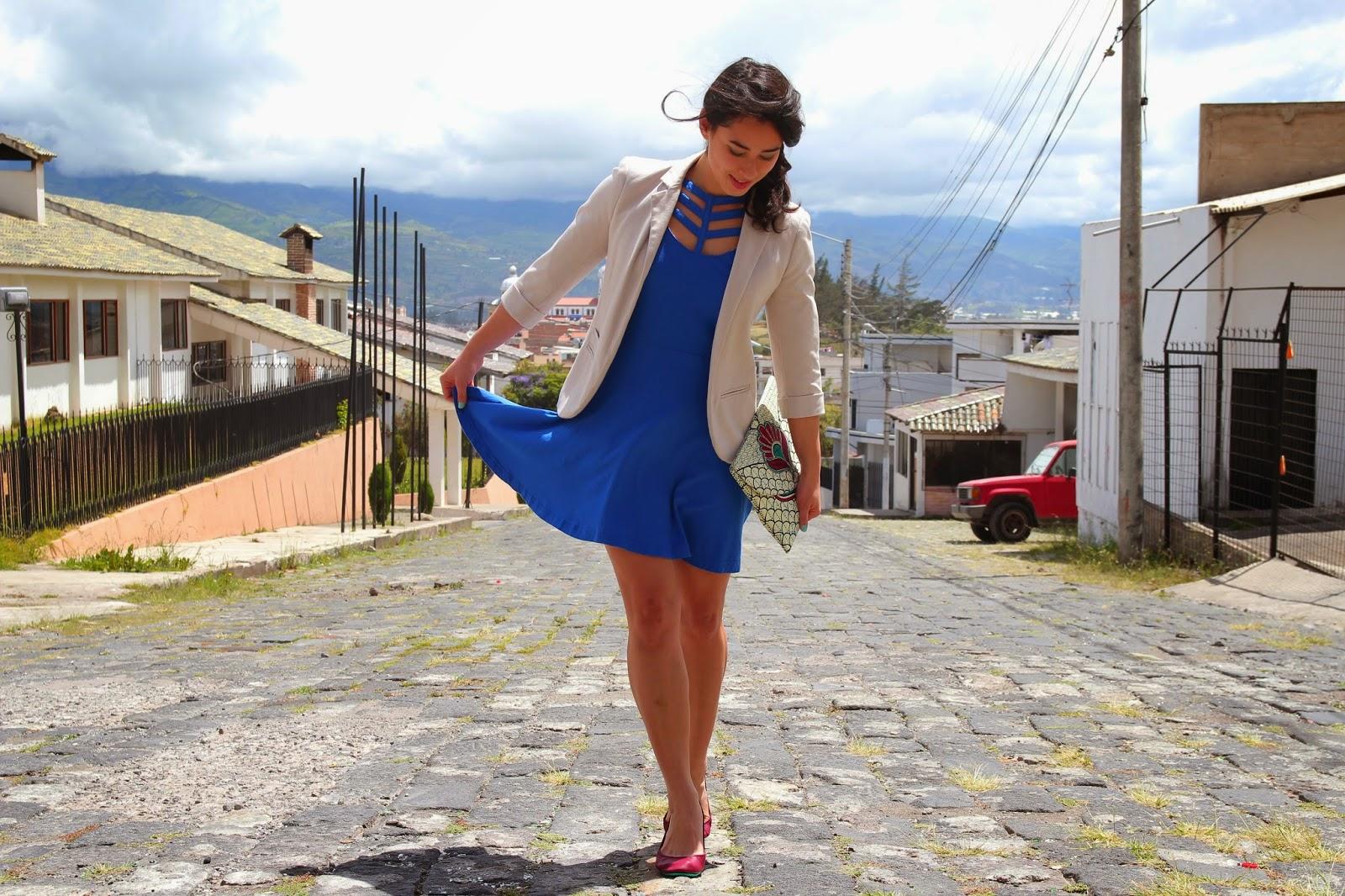 Riobamba, Ecuador MamAfrica Interview