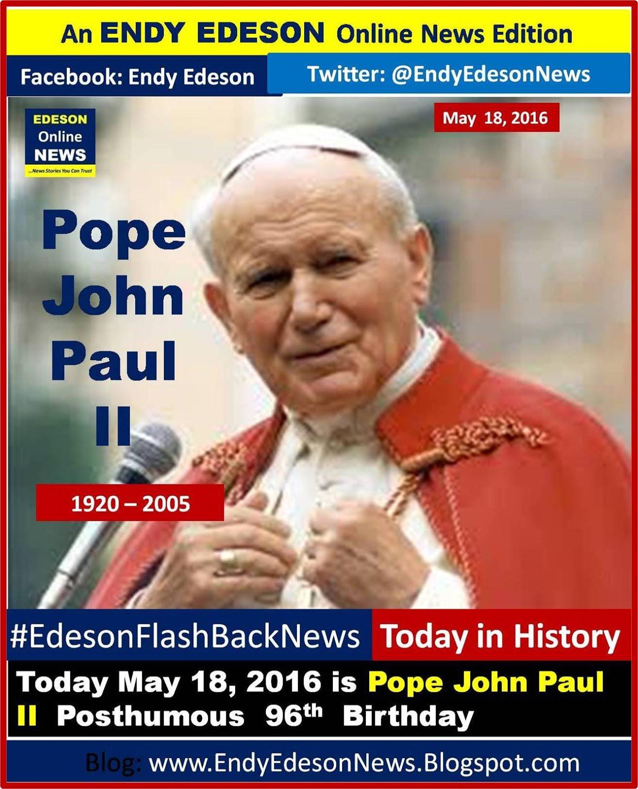 john paul 2 biography pdf