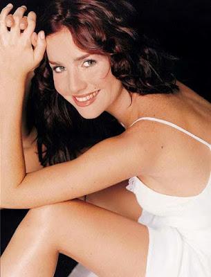 Natalia Oreiro con bella sonrisa