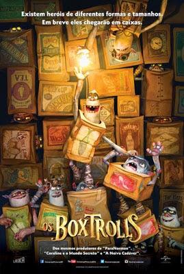 Filme Os Boxtrolls