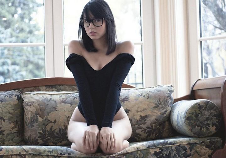 girl xinh sexy đến từ canada