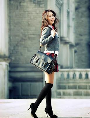 korean model hwang in ji photo 01