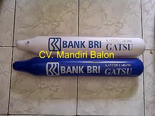 BALON SUPORTER BANK BRI CABANG GATOT SUBROTO