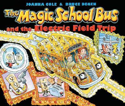 MAGIC SCHOOL BUS Book Lot 24 Science Books
