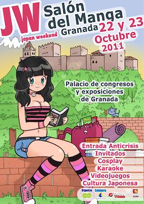 Salón del Manga Granada 22 y 23 Octubre 2011 G2weS