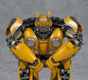 BUMBLEBEE DLX SCALE BY 3A