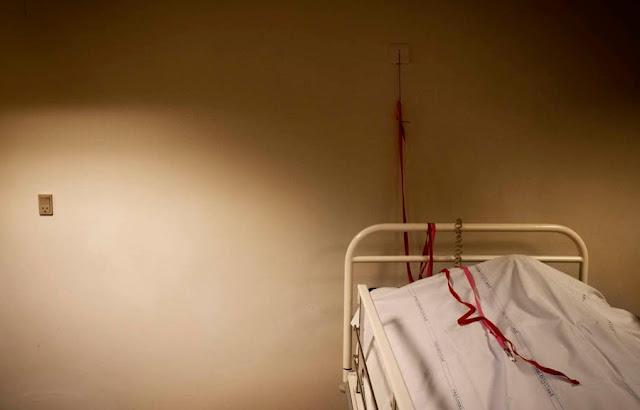 Cathrine Ertmann: At møde døden - 'Den røde snor, alarm, hvis nu....'