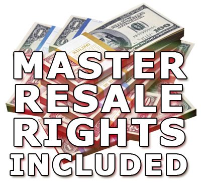 Image result for Master Resale Rights