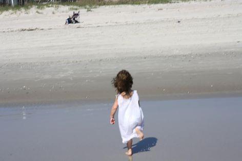 Magic at the beach