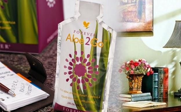 nước uống dinh dưỡng Aloe Vera Gel và Pomesteen Power