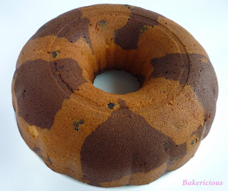 Marble Cake Calories