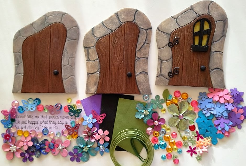 FAIRY ROCKS and THINGS: 'The Garden Treasure Chest'