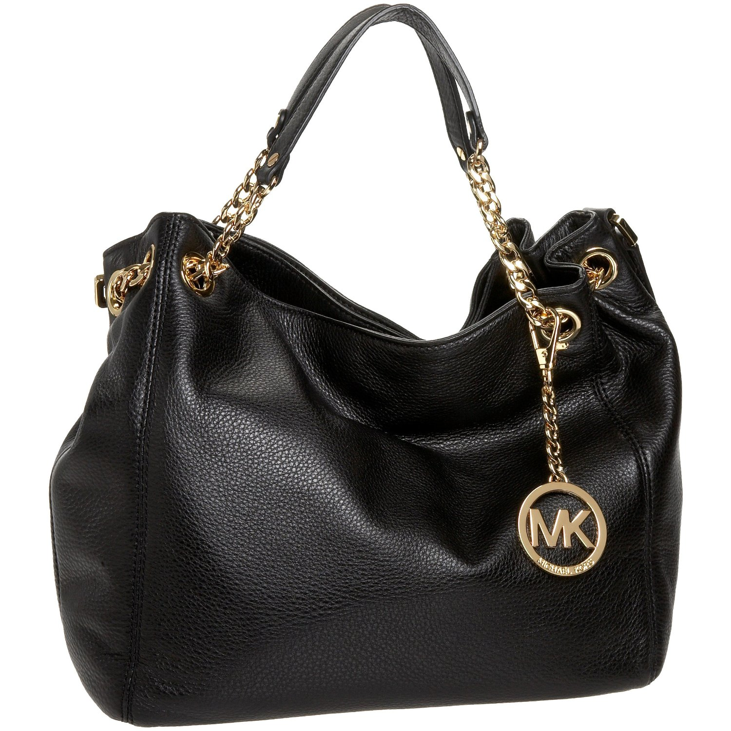 blogbuster2020 michael michael kors jet set chain shoulder tote handbag. Black Bedroom Furniture Sets. Home Design Ideas