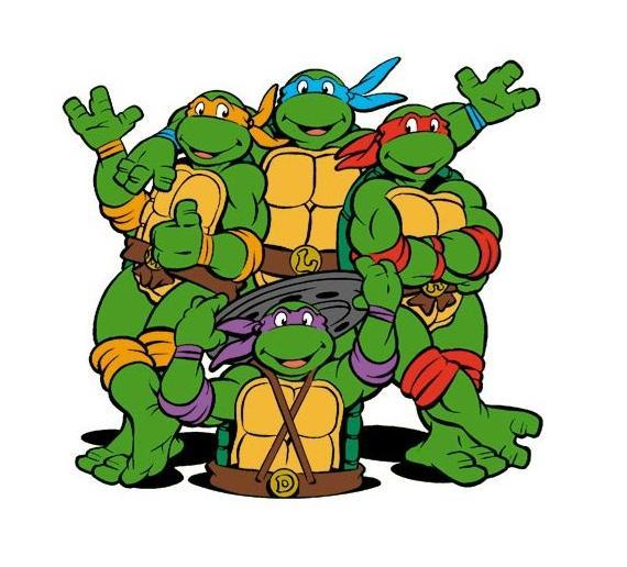 Ninja Turtle Baby Clothes Uk