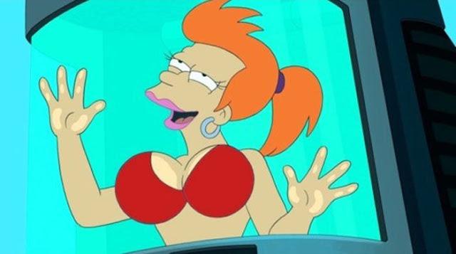 Como seria a troca de sexo nos desenhos animados