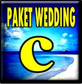 WEDDING PAKET C