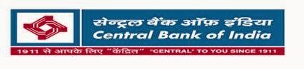 Jobs in Central Bank of India, Jabalpur,Oct-2014