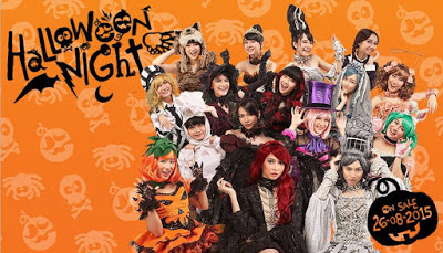 Lirik Lagu JKT48 : Halloween Night