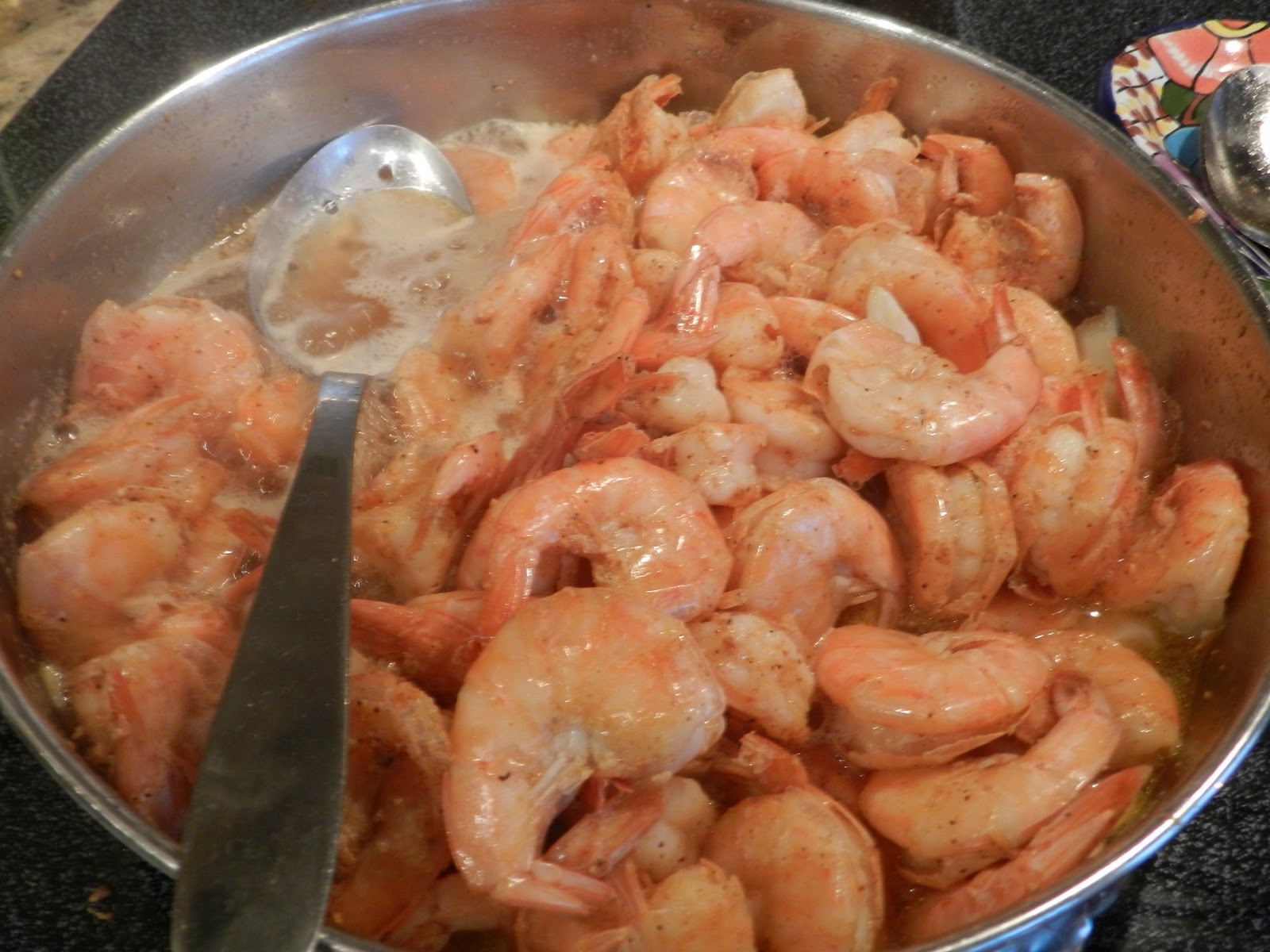 Drunken Shrimp ~ Not Your Ordinary Recipes