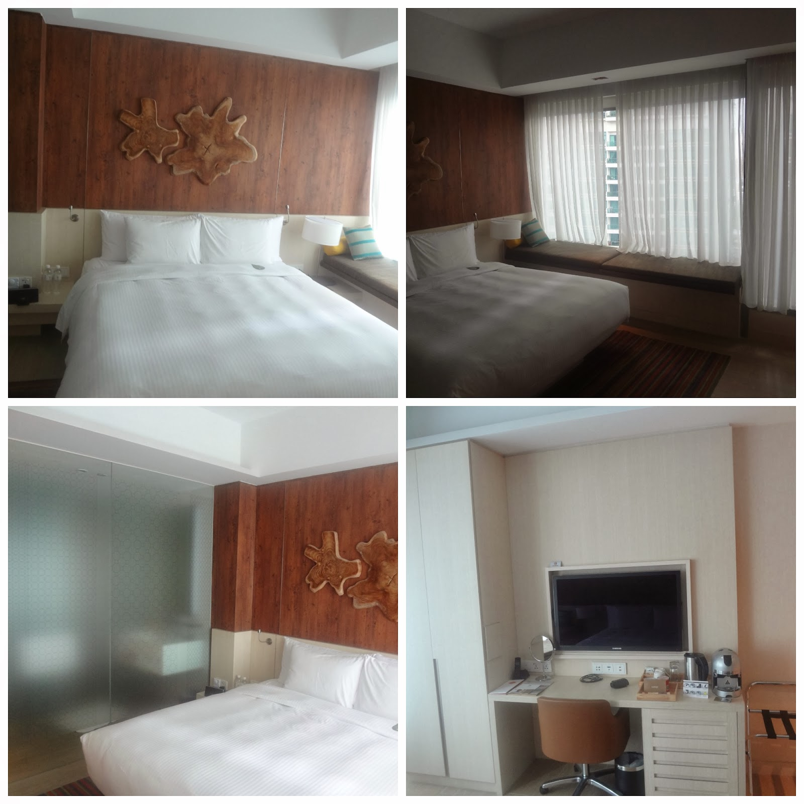 Oasia Hotel Singapore Superior Room