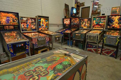 "The ""Pinball Room"" at Bedrock Studios - Greyson Chance"
