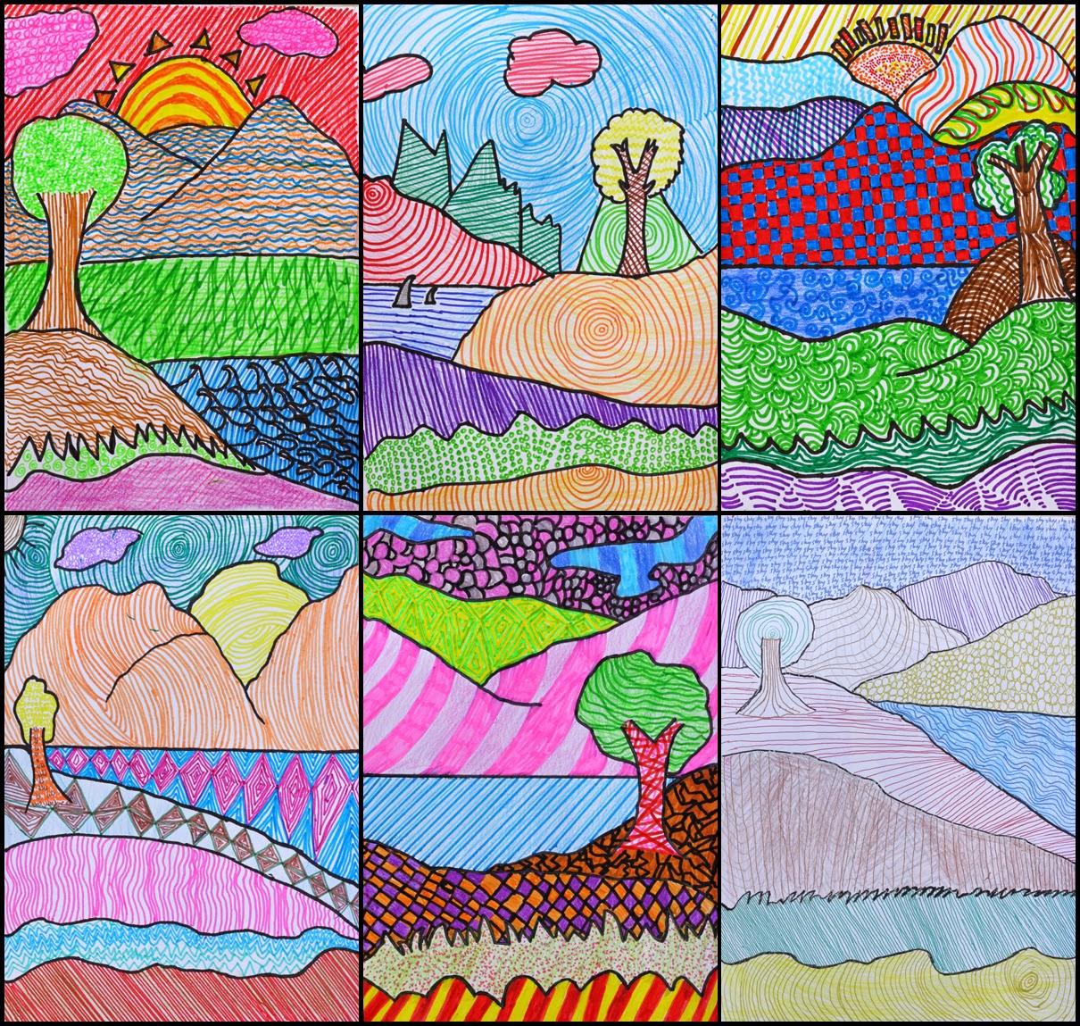 Landscapes design essay