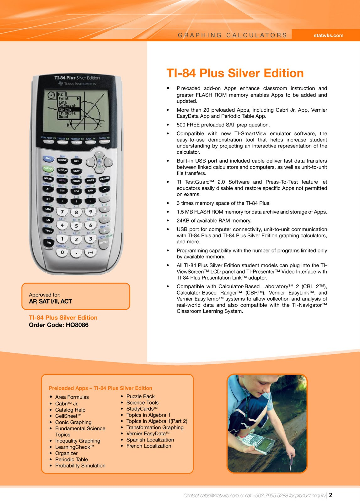 Educational product catalog design for philippines company masterpiece texas instrument vernier product catalog for philippines branch urtaz Images
