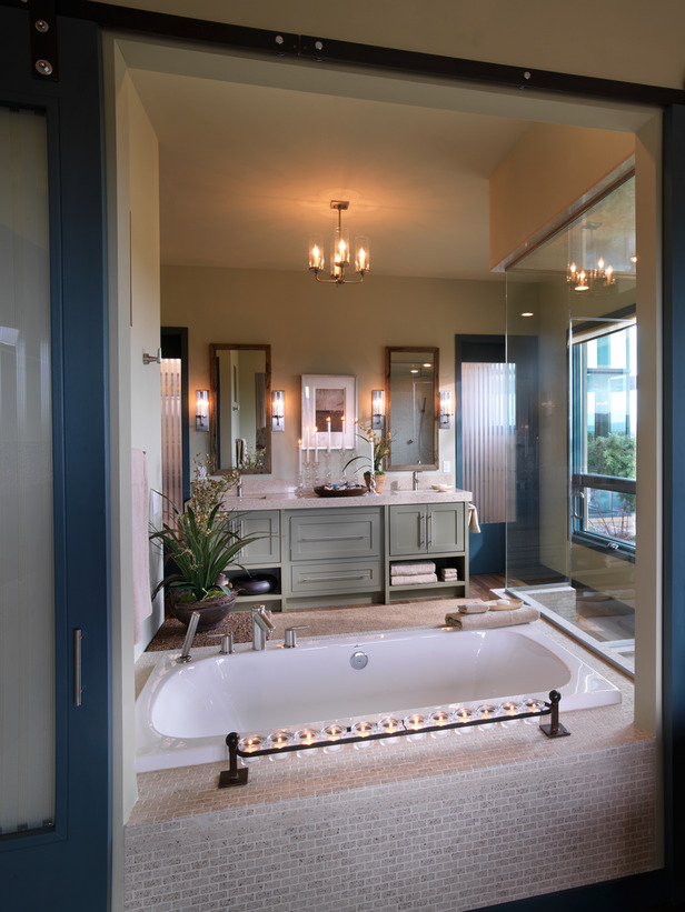 those above are master bathroom design pictures for you to design your