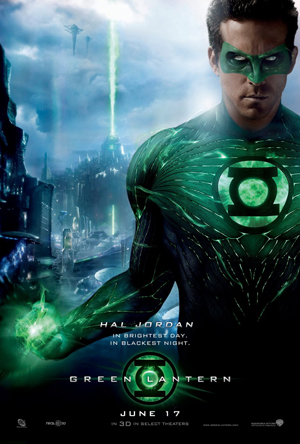 green lantern 2011 film. real Green Lantern action
