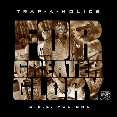 GBE - For Greater Glory, Vol. 1 Cover