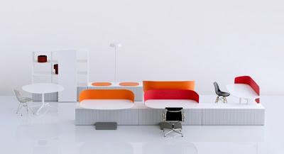 Meja Kerja Kantor Modern 12