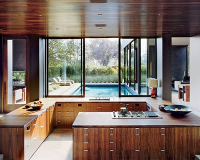 Modern Homes Kitchen Designs