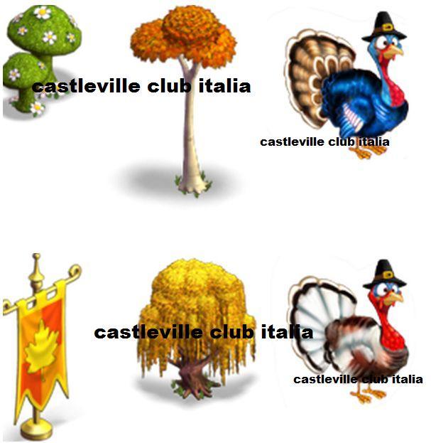 Castleville unreleased nuovi edifici e item - Porta portese regali ...