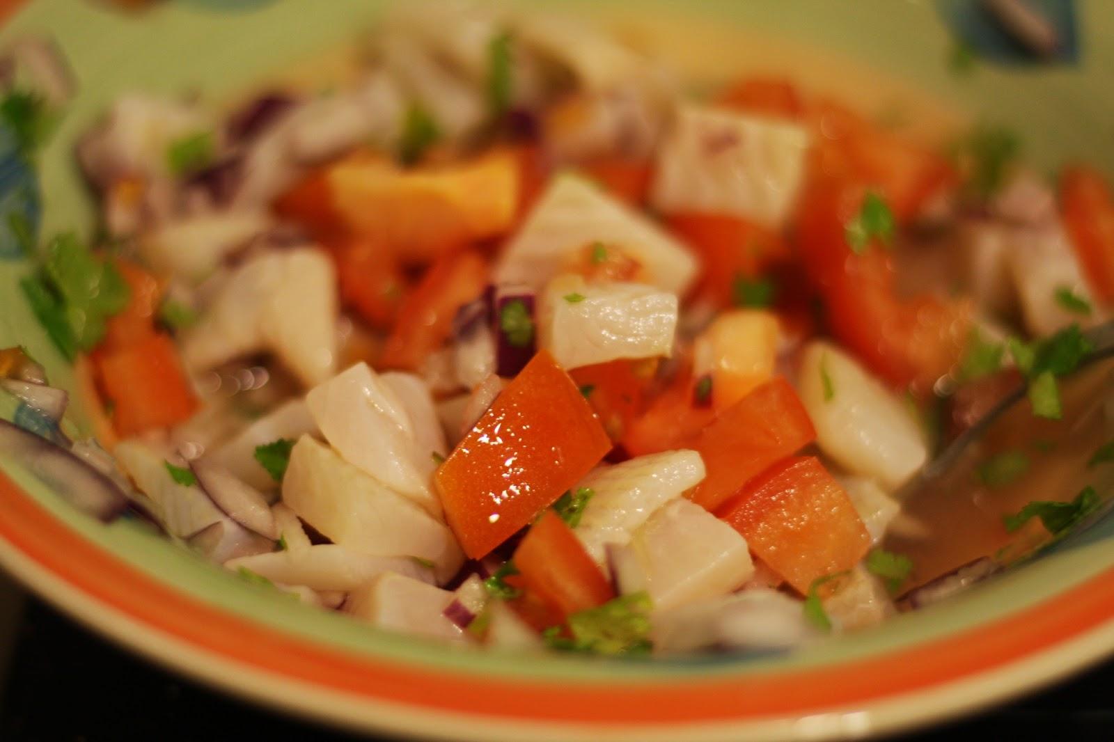 La jolie cuisine et autres ceviche de pescado - Jolie cuisine ...