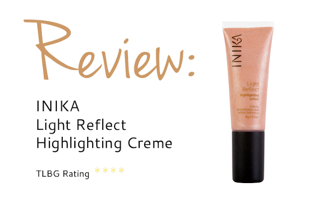 Review: Inika Light Reflect Highlighting Creme