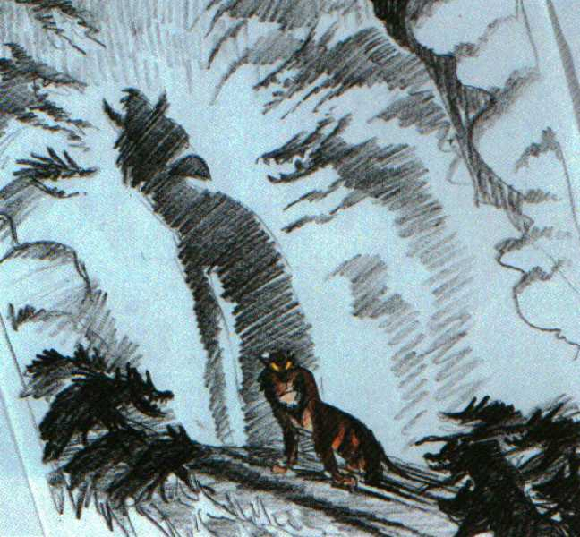 the croods  chris sanders sketches  the lion king