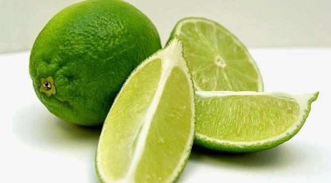Acné rápido con limón
