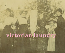 victorian laundry.. for hopeless romantics