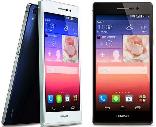 hp Huawei Ascend P7