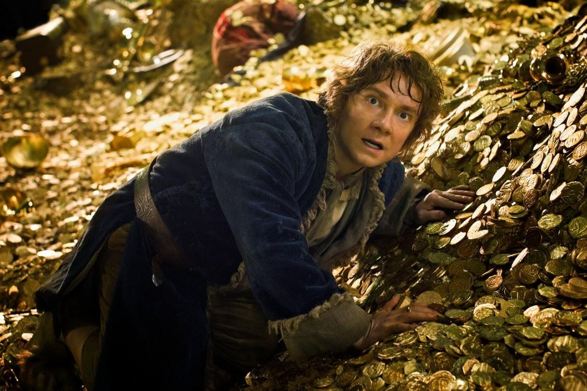Sinopsis oficial de 'El hobbit: La batalla de los cinco ejércitos'. Making Of. MÁS CINE. Noticias