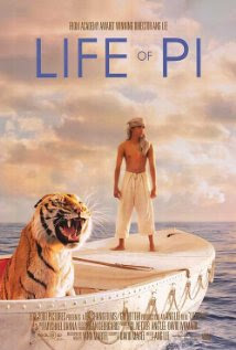 Life of Pi (2012 &#8211; Suraj Sharma, Irrfan Khan and Adil Hussain)