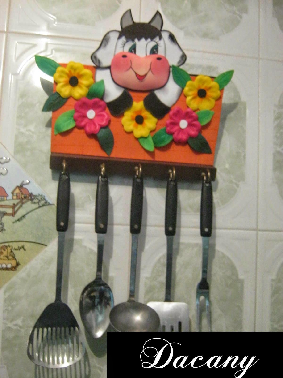 Dacany Decoraciones Para La Cocina En Foami