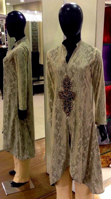 Marvi Bombal Summer Collection 2014 by Tayyab