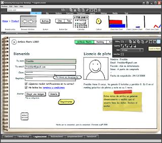 Balsamiq Mockups for Desktop