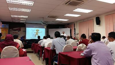 Perkongsian Pengalaman ke Korea Bersama PPD dan JPN Kedah