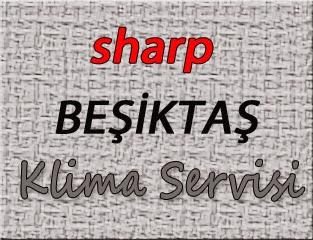 Sharp Beşiktaş Klima Servis