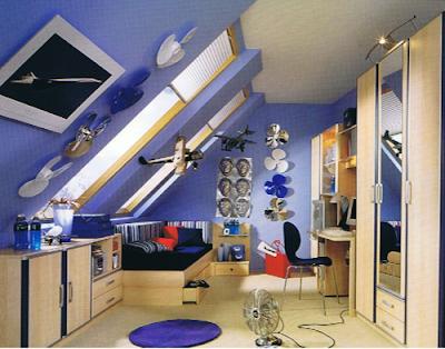 Habitaciones tem ticas para ni os dormitorios con estilo - Habitaciones infantiles tematicas ...